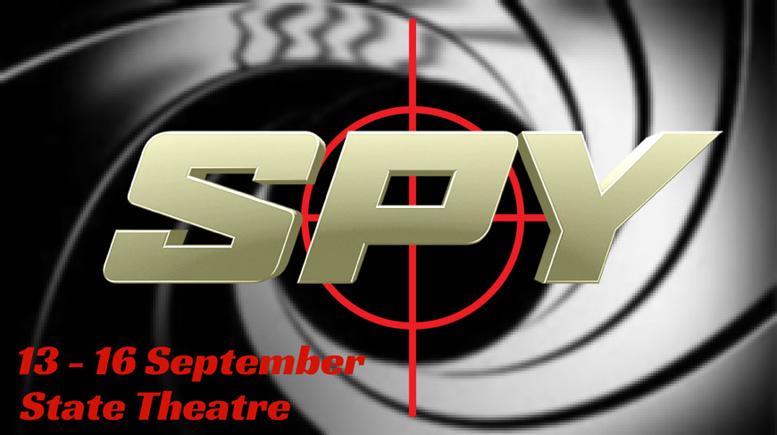 Capital Singers present, Spy - licence to sing